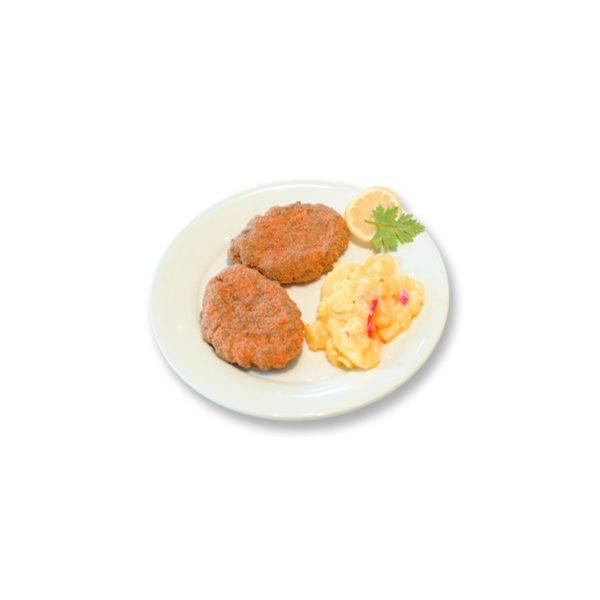 Gebratenes Putenlaibchen (2 Stück)
