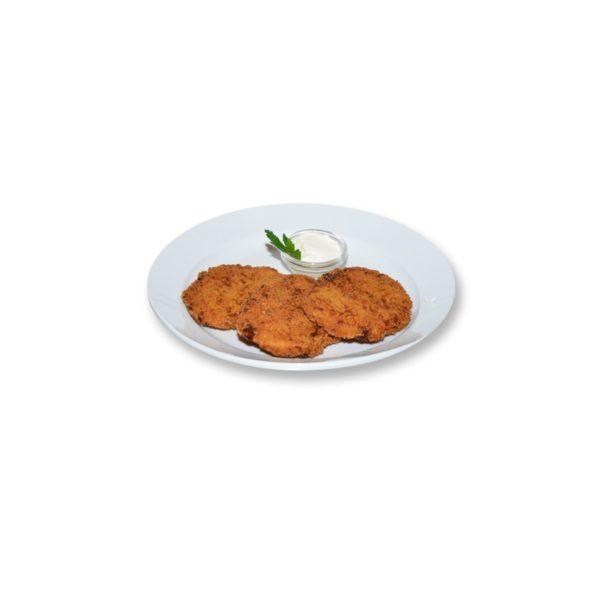geb. Gemüseschnitzel (3 Stück)