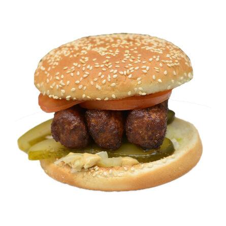 Cevapcici Burger
