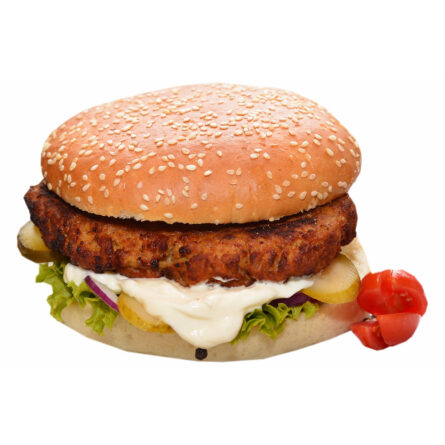 Putenlaibchen Burger