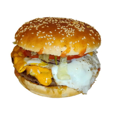 Egg Burger XL