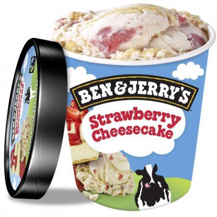 Strawberry Cheesecake 100 ml