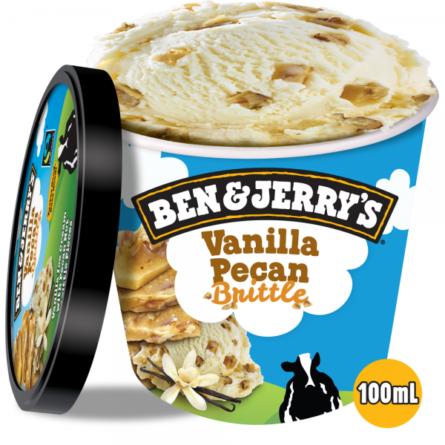 Vanilla Pecan Brittle 100 ml