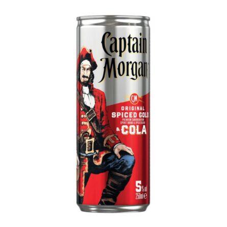 Captain Morgan & Cola 0,25l